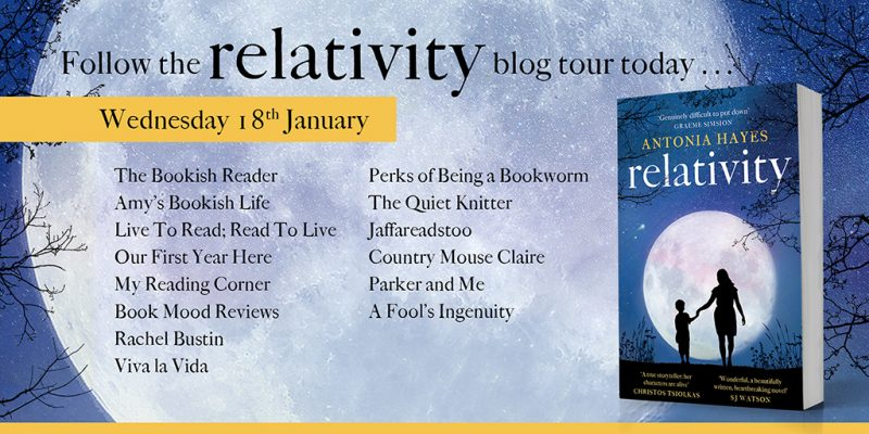 Relativity blog tour