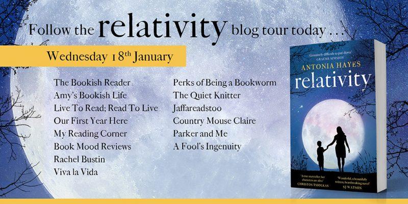 Relativity blog tour