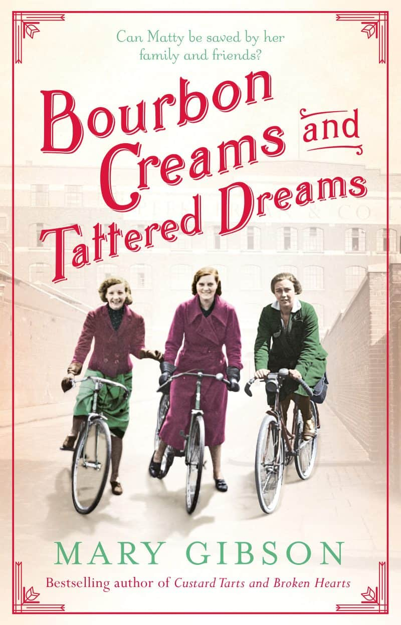 Book Review & Tour: Bourbon Creams and Tattered Dreams