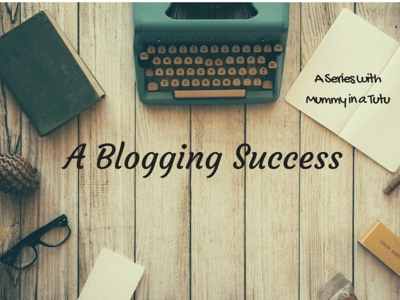 A Blogging Success