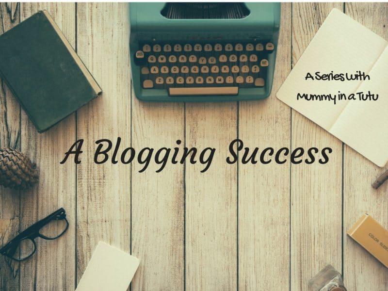A Blogging Success