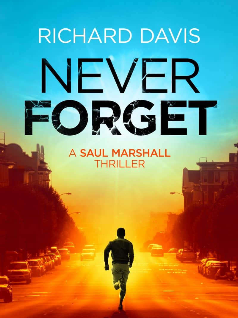 Blog Tour - Never Forget by Richard Davis