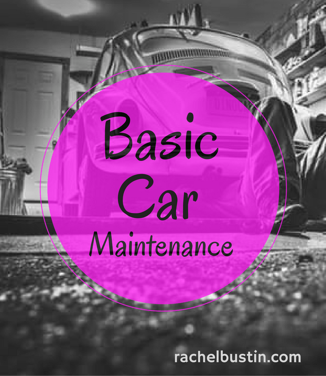 Basic car maintenance tips