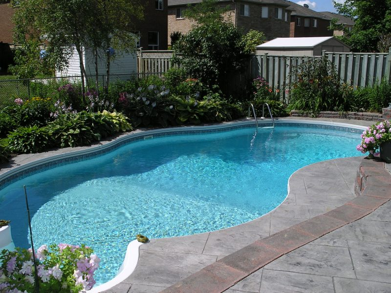 Enhance your pool area