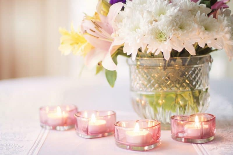 Bring the Outdoors Inside with candles and scents
