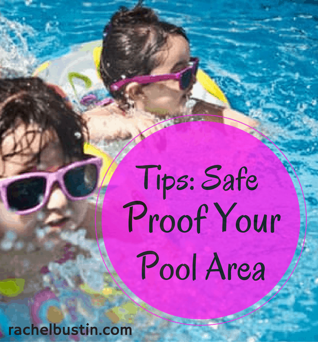 Safe proof your pool area