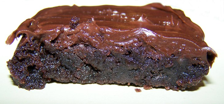 Chocolate brownies - ideas for a proper pig out