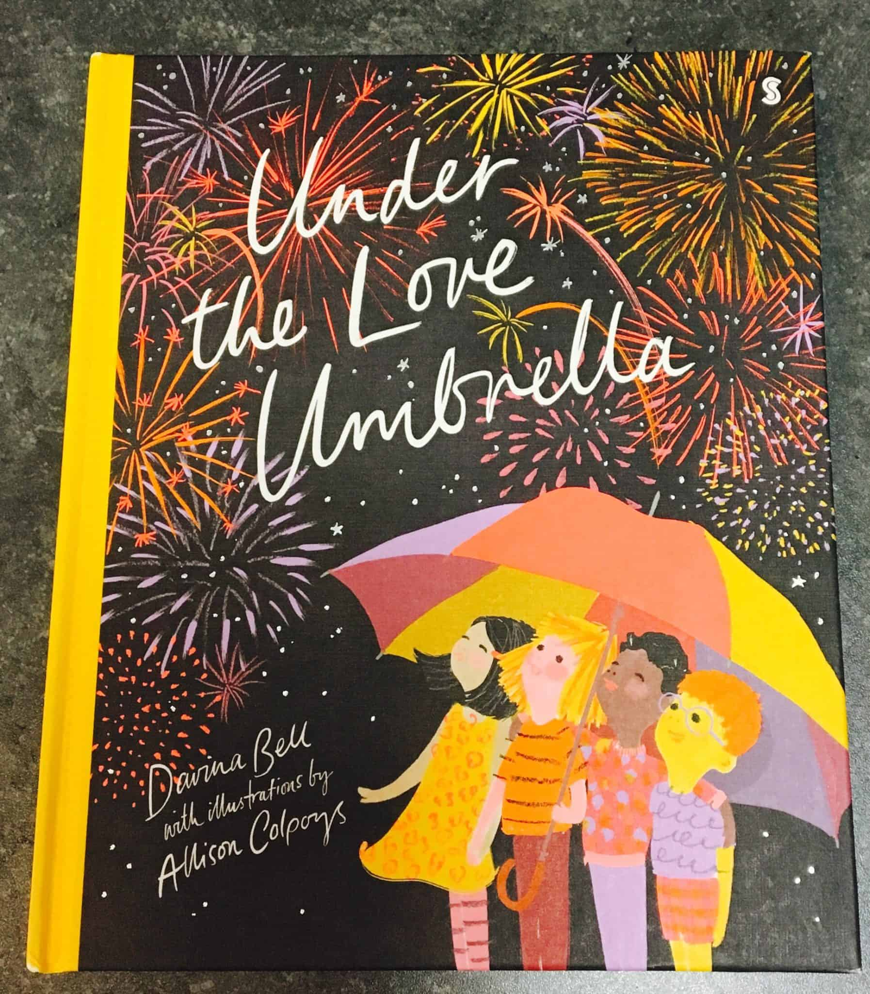 Book Review & Giveaway - Under the Love Umbrella