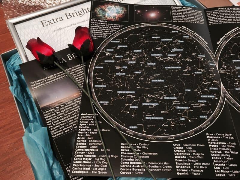 The Sky Atlas by Star Name Registry