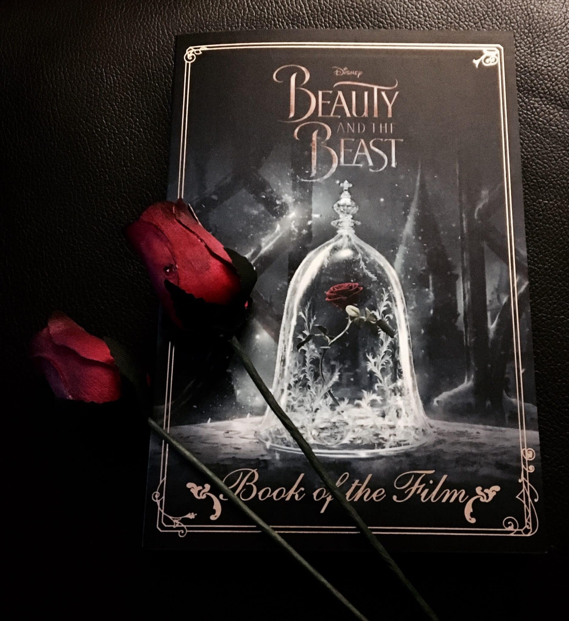 Book Review: Beauty and the Beast - The Book of the Film