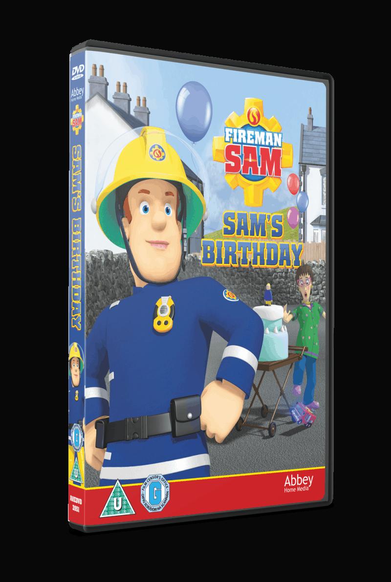 Fireman Sam -Sam's Birthday