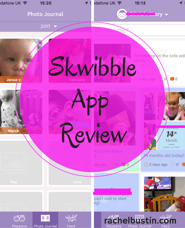 Introducing Skwibble – The app designed to help parents tell the greatest story ever told!