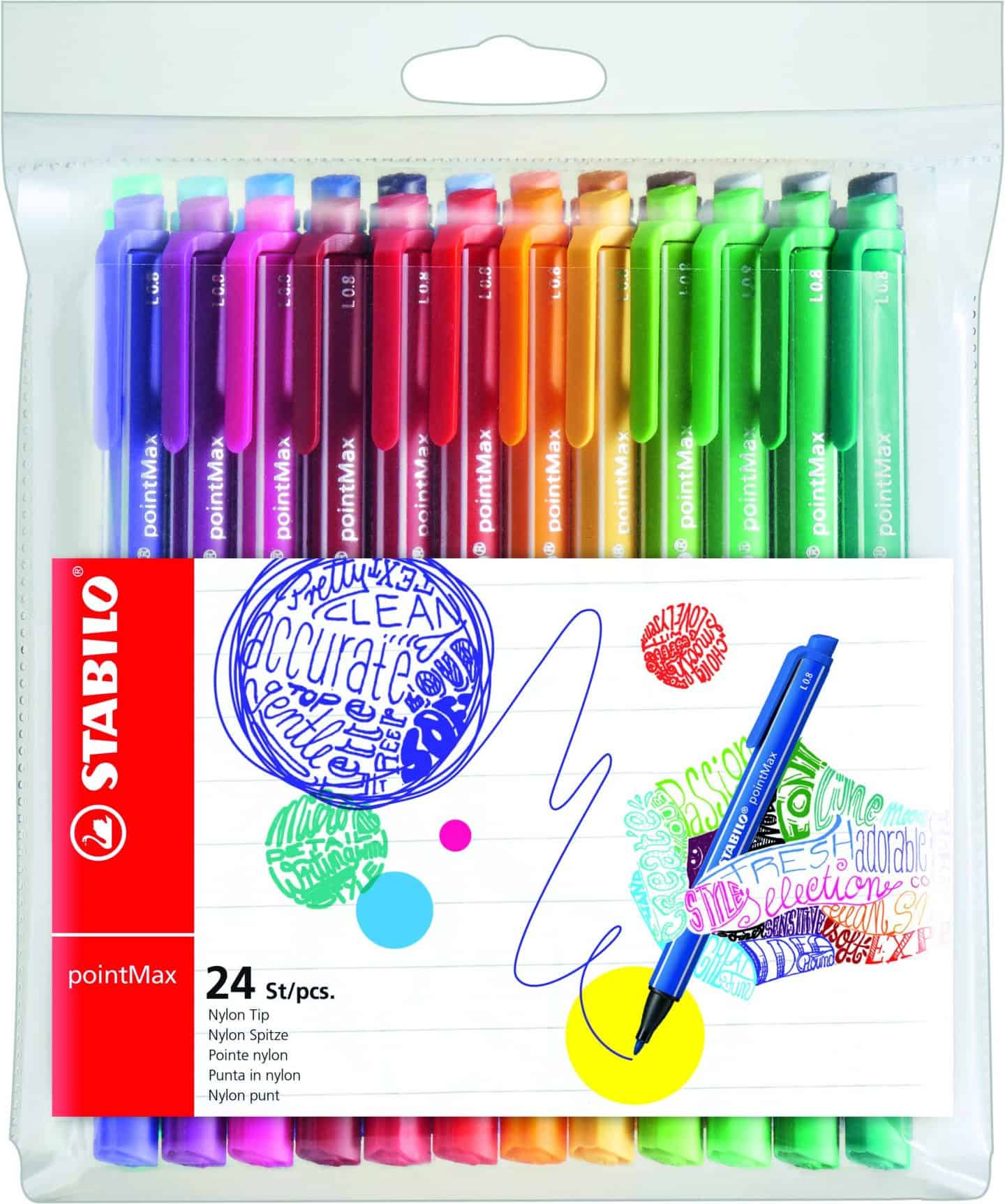 Stationery - pointMax pens