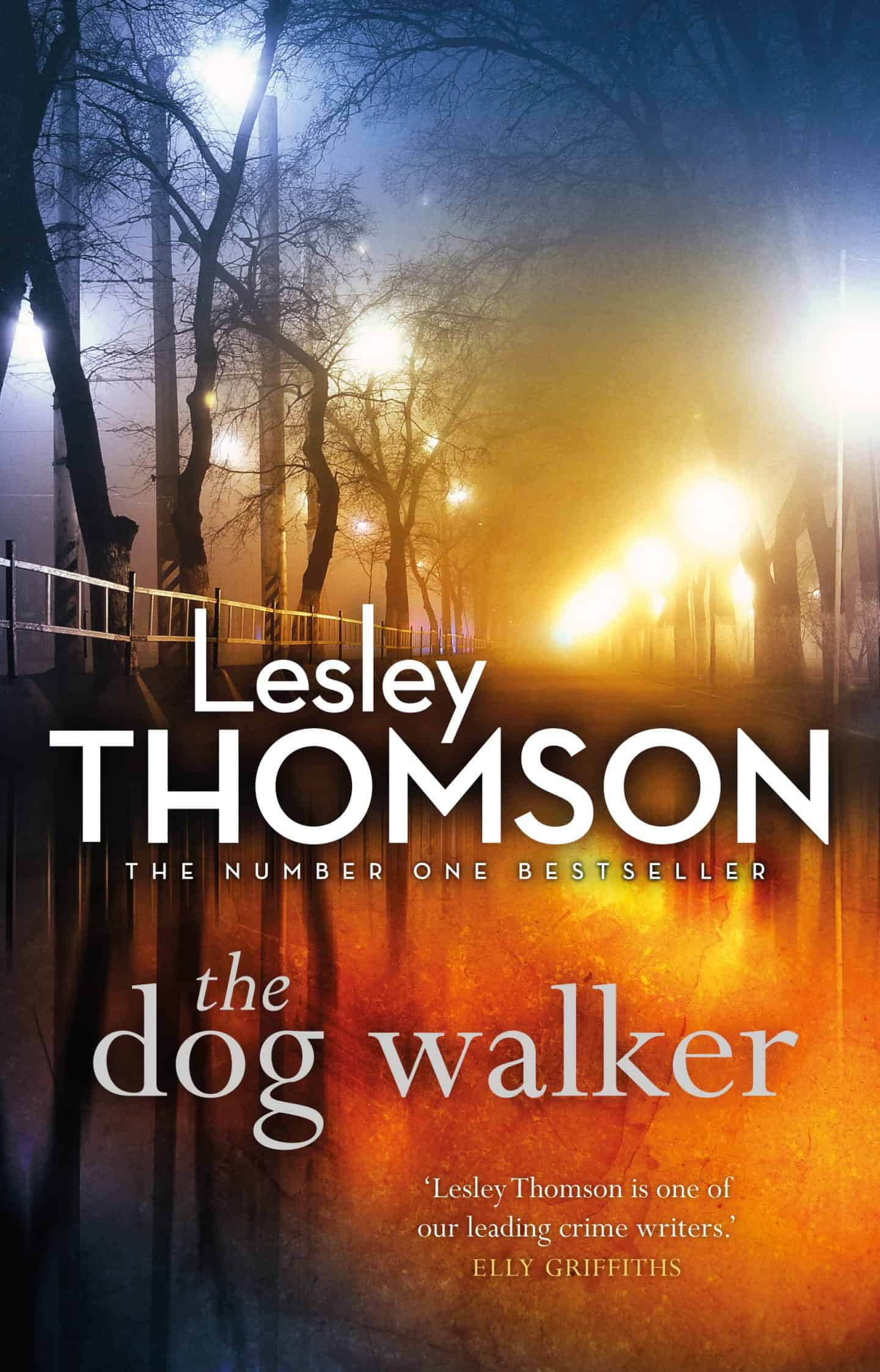 The Dogwalker by Lesley Thomson
