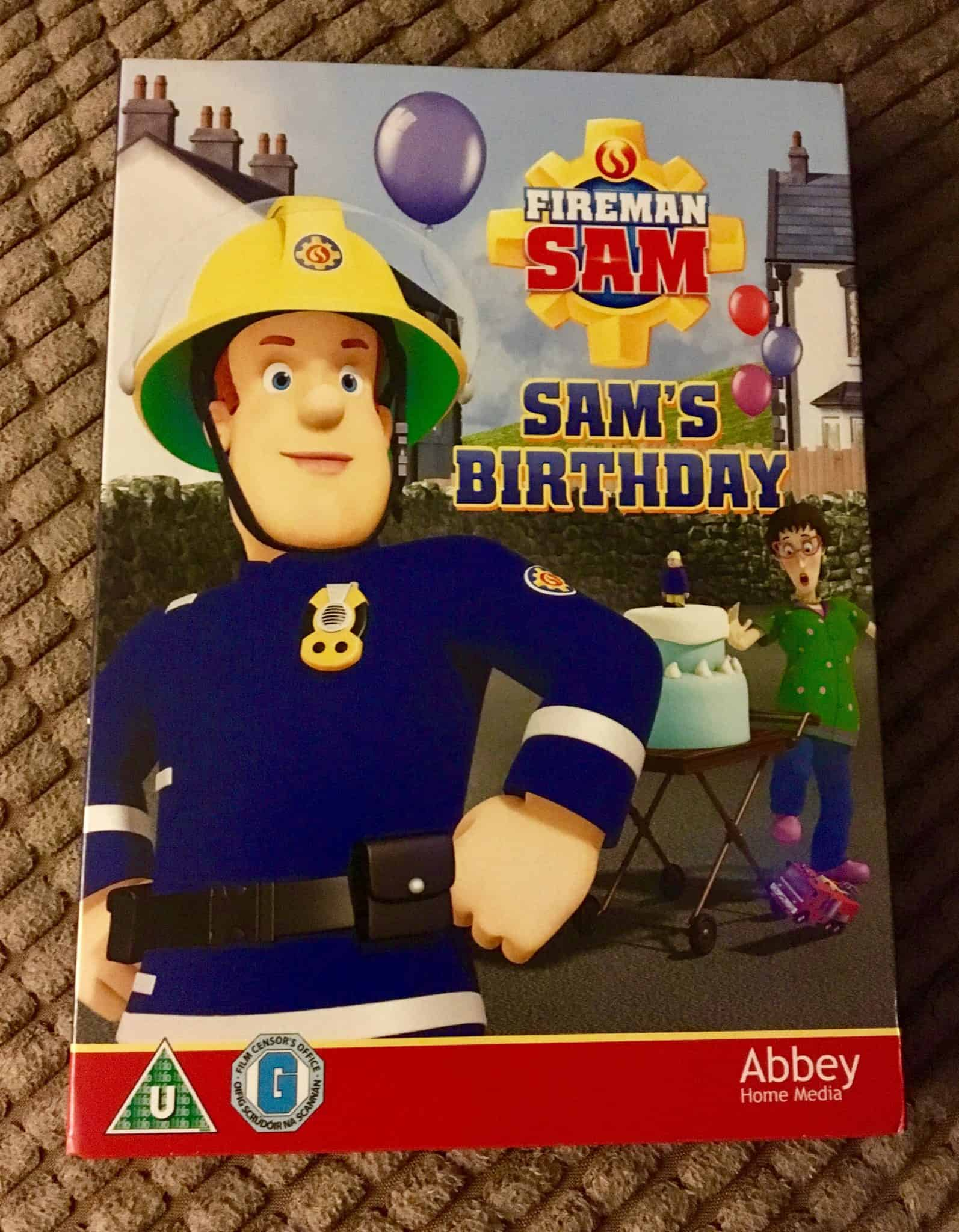 Fireman Sam's 30th Birthday DVD Review