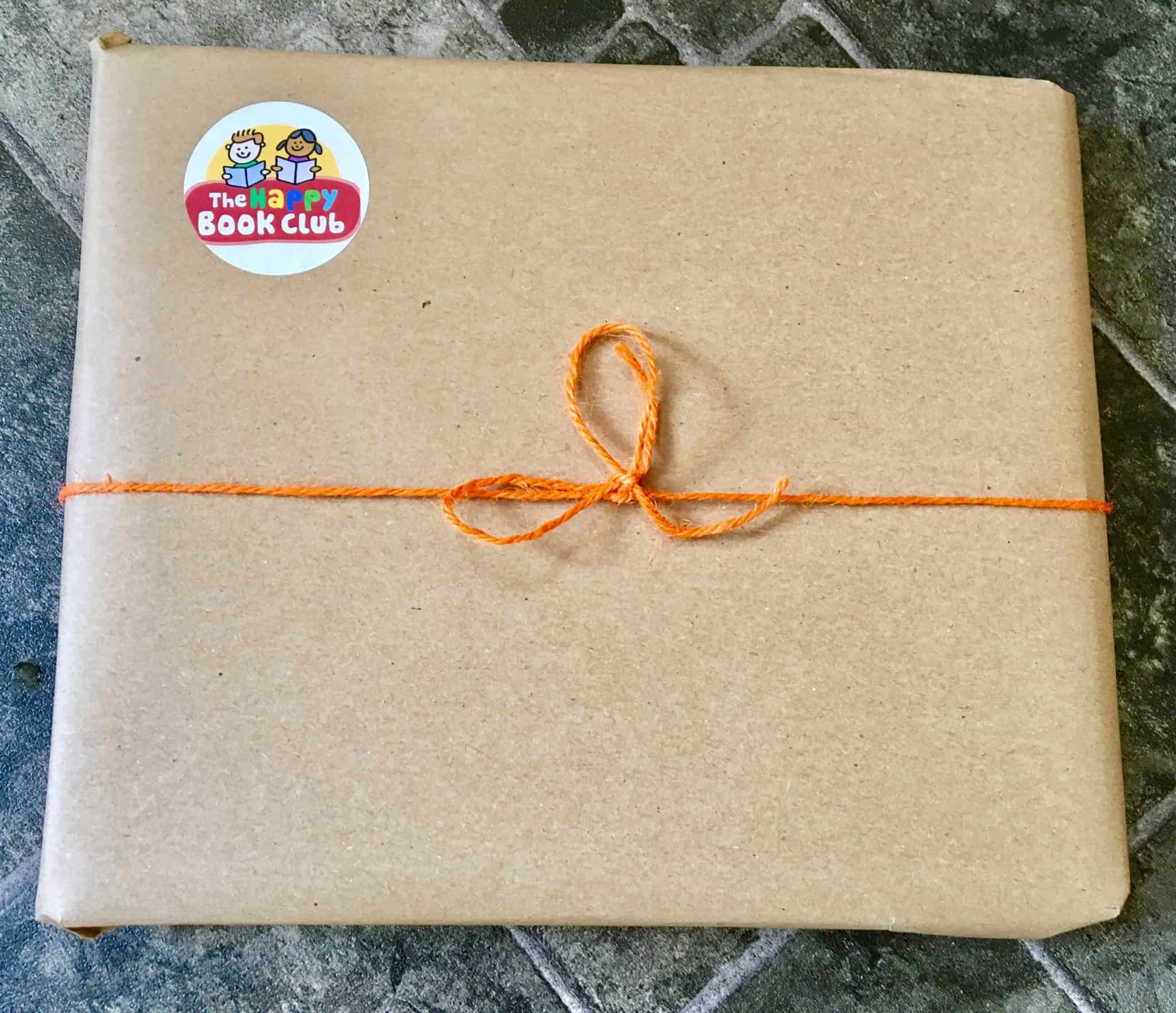 The Happy Book Club Review & Giveaway