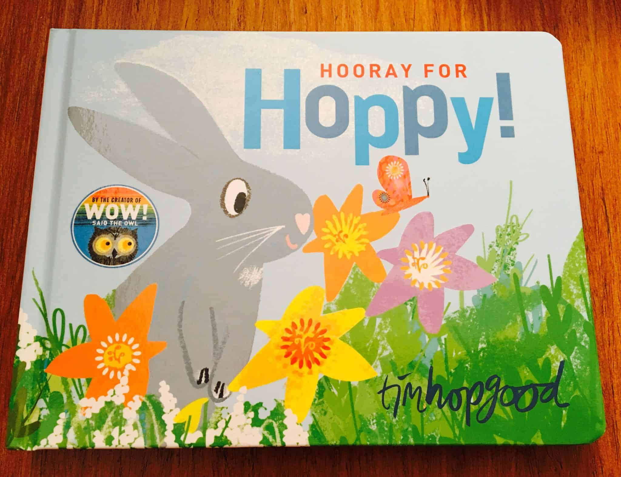 Horray for Hoppy! by Tom Hopgood