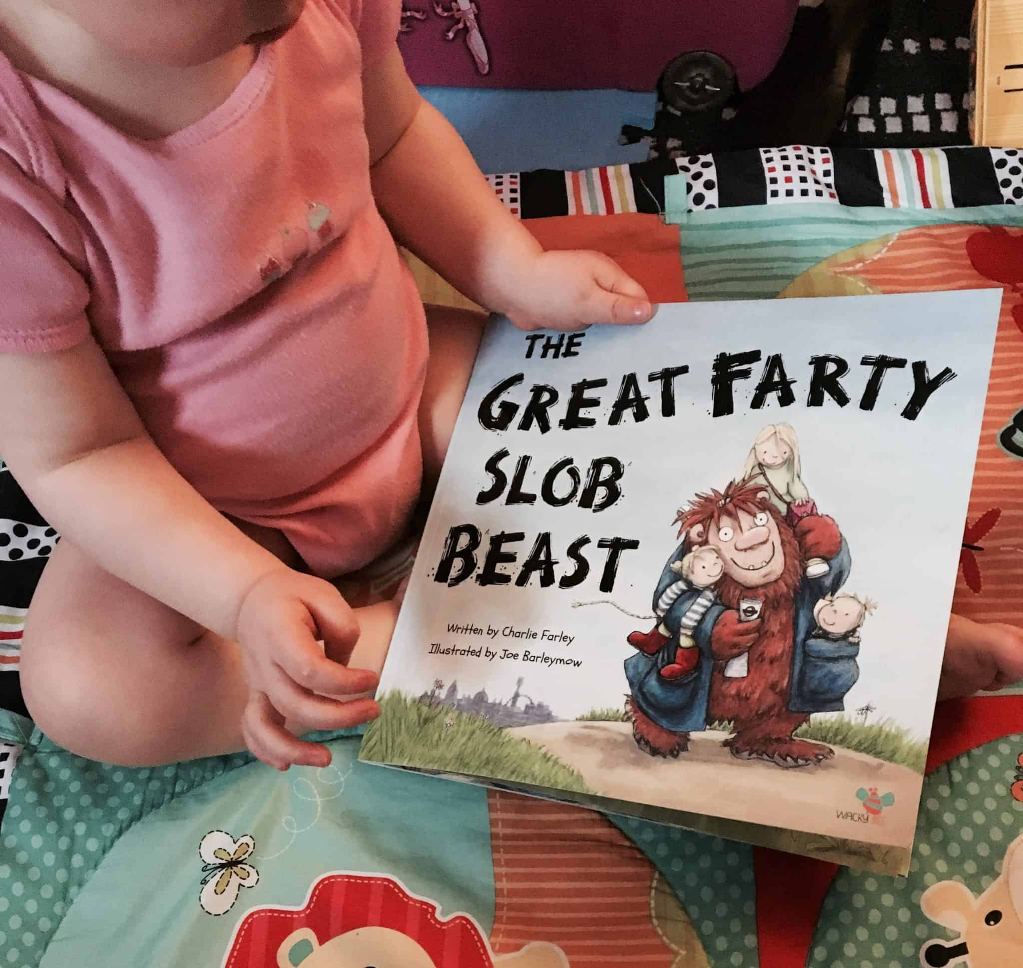 Our Review of The Great Farty Slob Beast