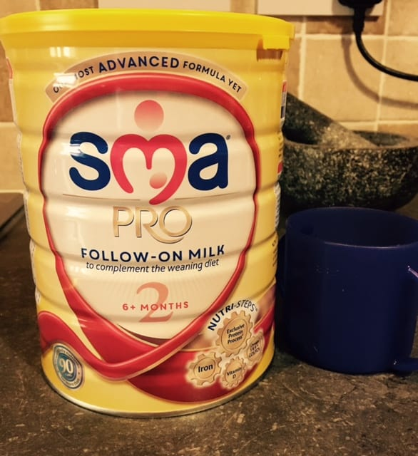 What are the Benefits of SMA® PRO Follow-on Milk?