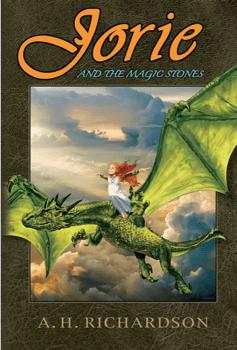 Jorie and thhe magic stones