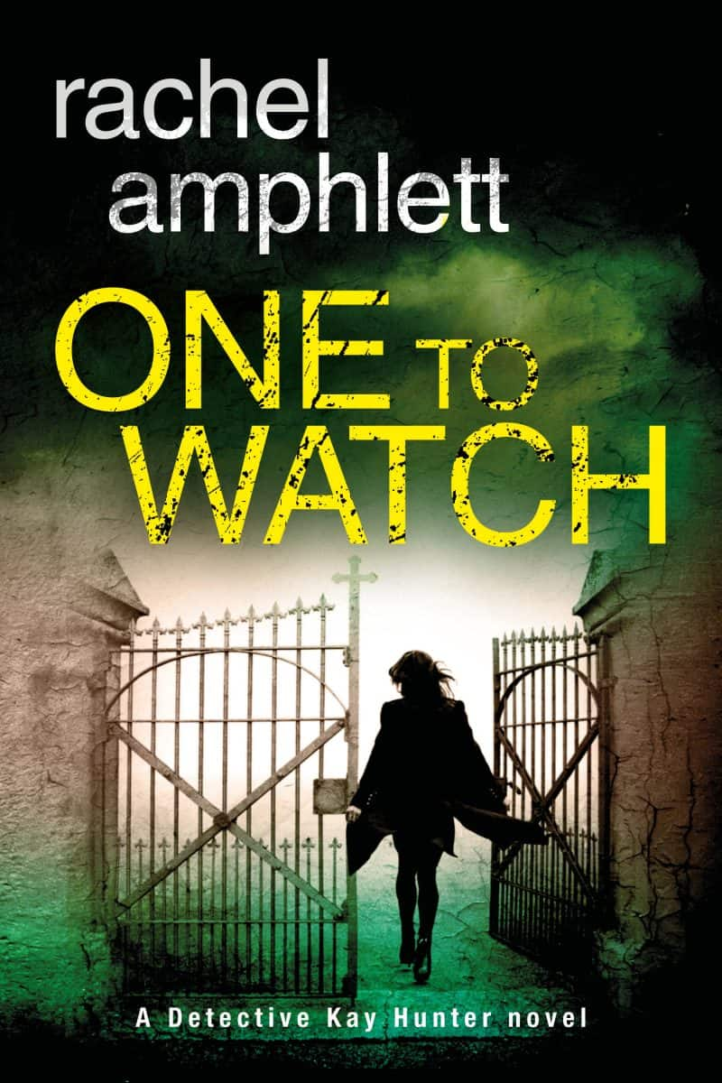 One To Watch by Rachel Amphlett Extract