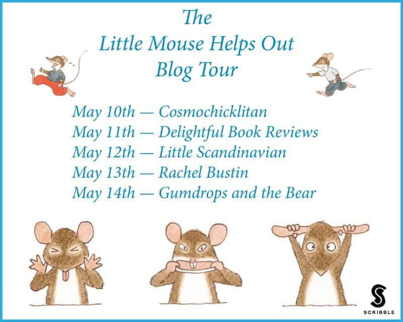 The Little Mouse Helps Out Blog Tour