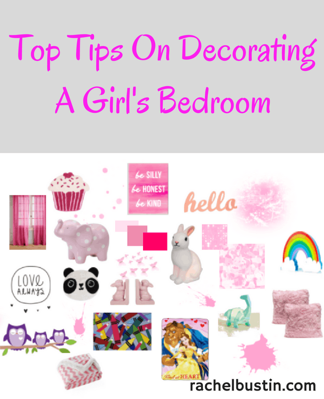 Top Tips On Decorating a Girl's Bedroom