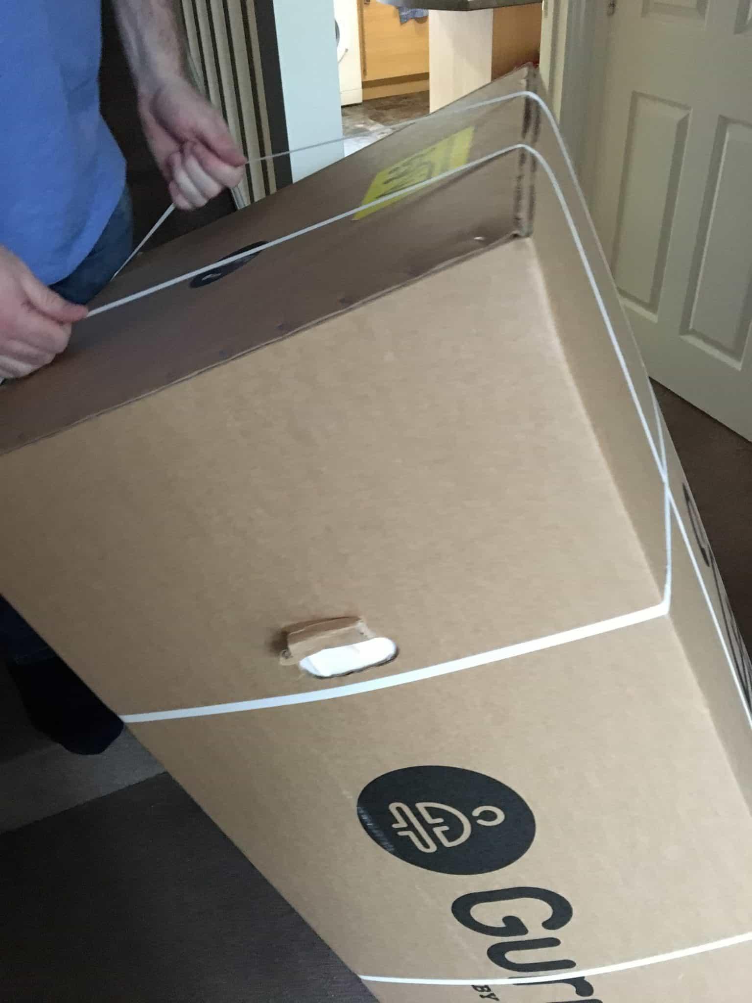 Zen Guru in a box -Mattress in a box