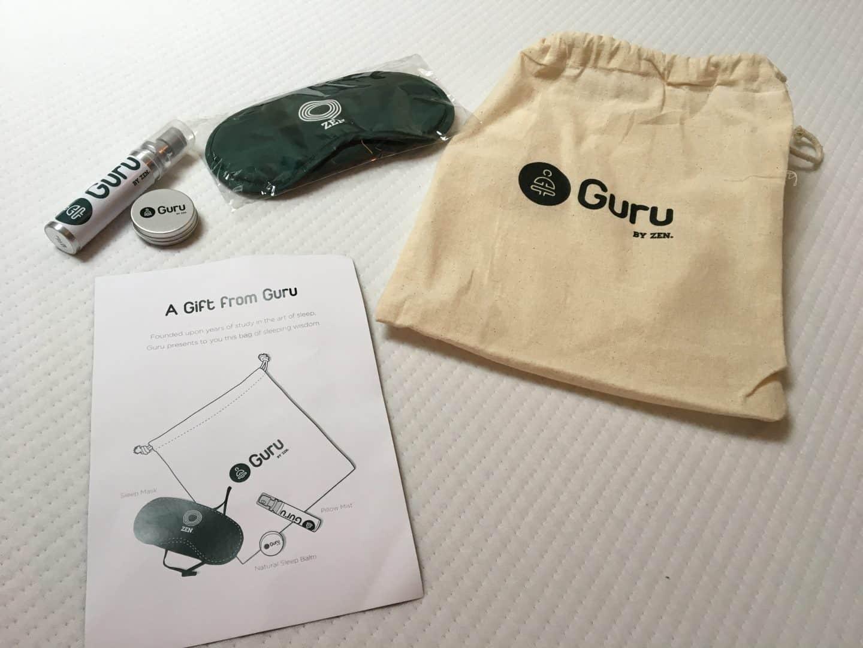 Zen Guru Sleep Package