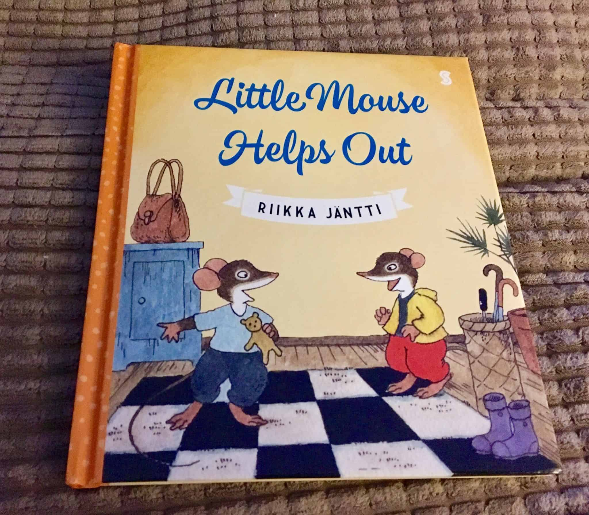 Little Mouse Helps Out Review and Giveaway