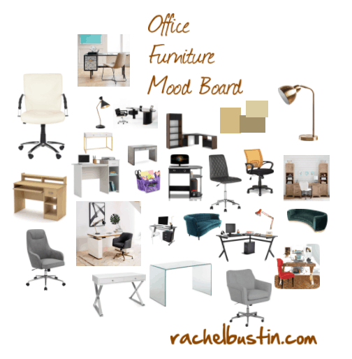 Office Furniture Mood Board
