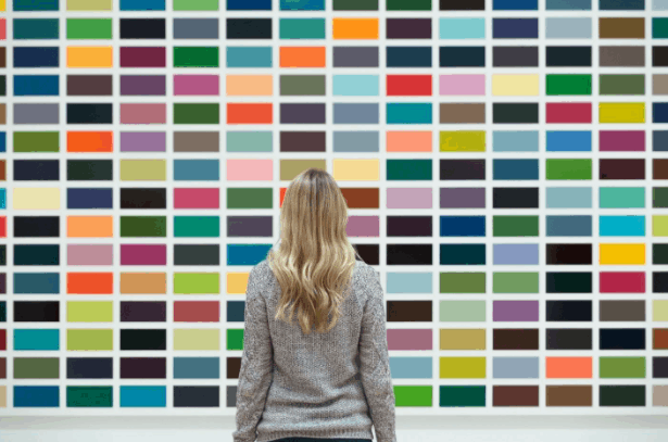 Paint Colours And How They Affect Buyer Behaviour