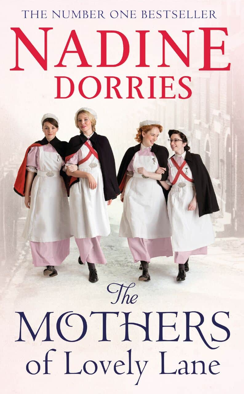 The Mothers of Lovely Lane Blog Tour – Review and Giveaway