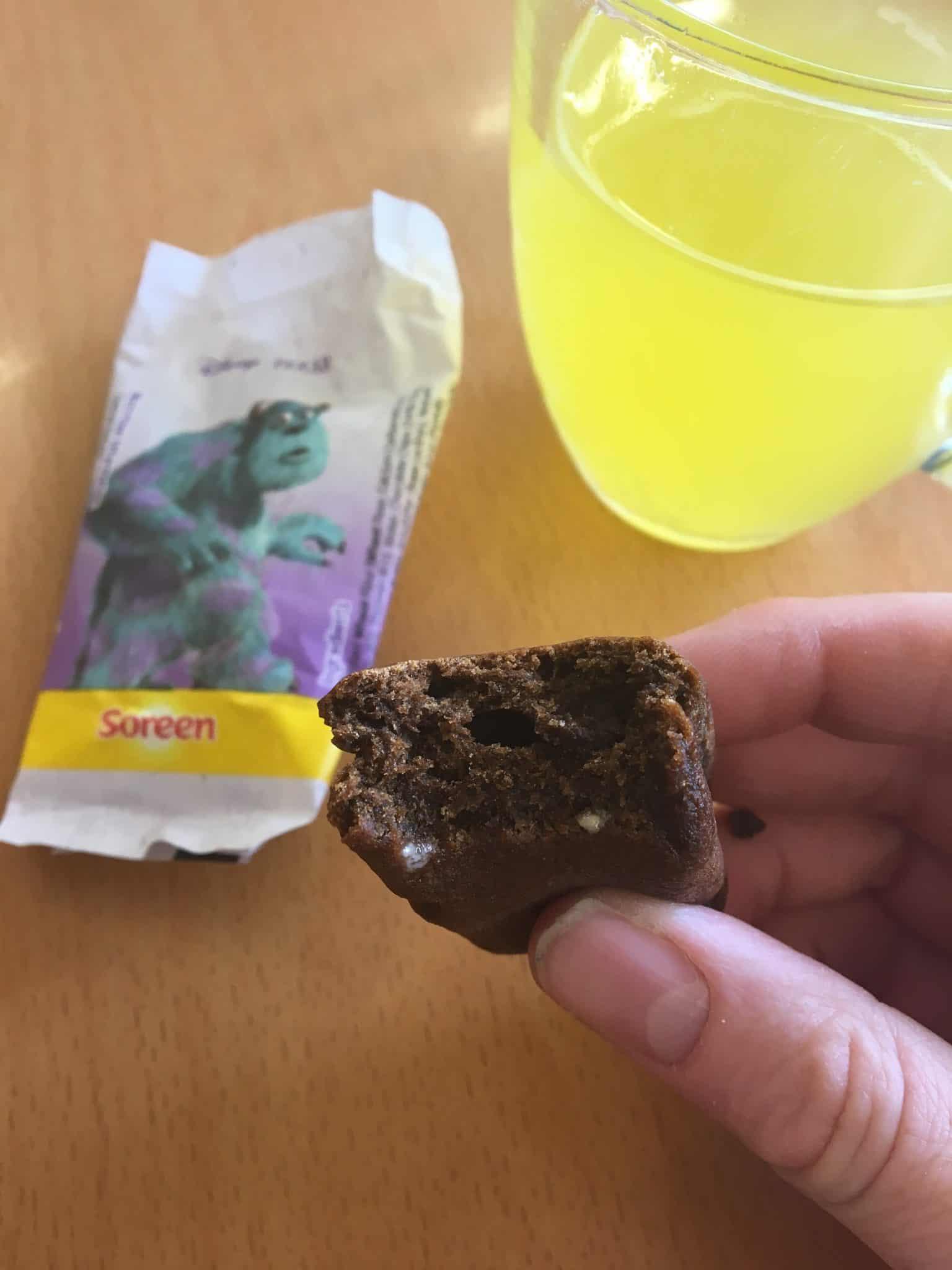 Chocolate Soreen Mini Loaves