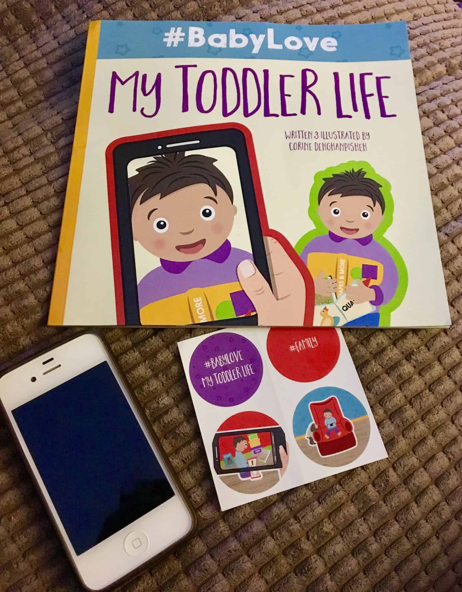 #BabyLove My Toddler Life
