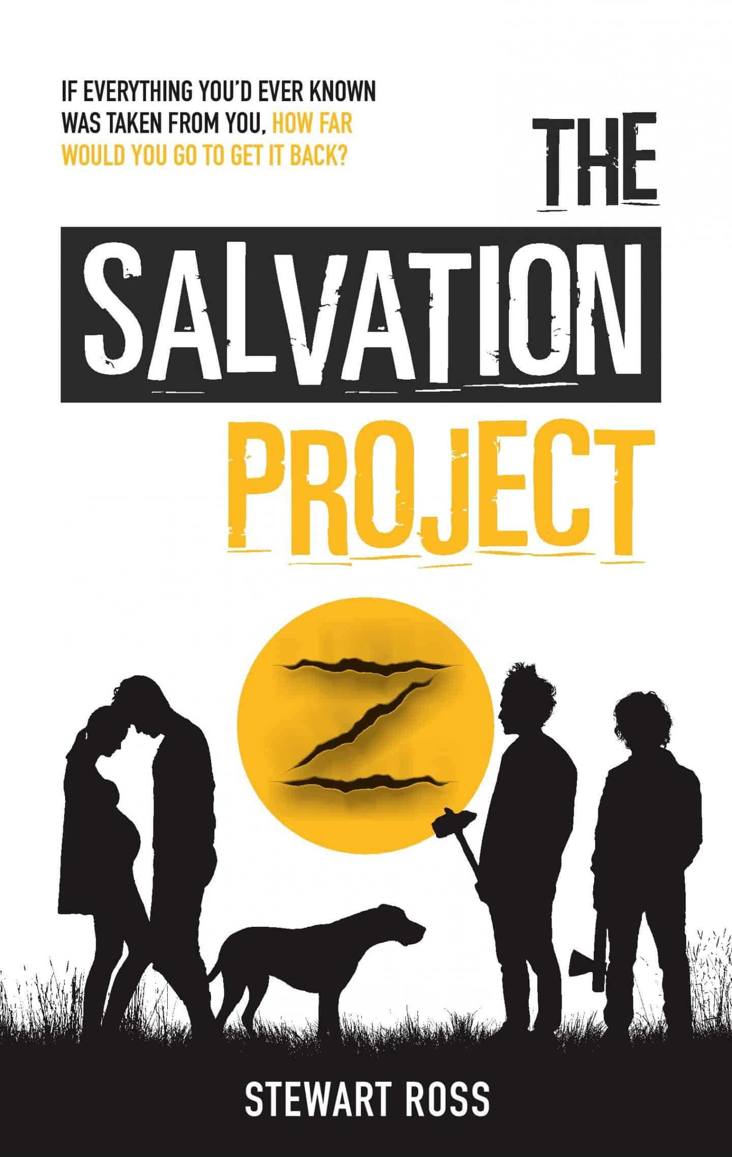The Salvation Project Blog Tour – Guest Post