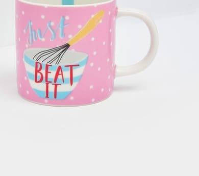 Joules Mug Beat It