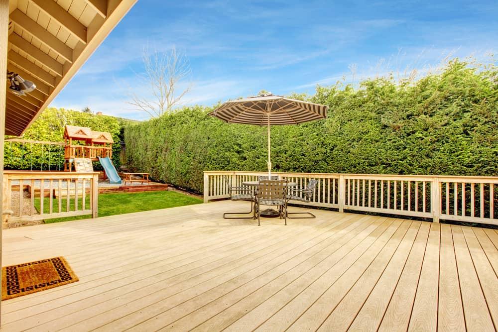 decking can transform your garden