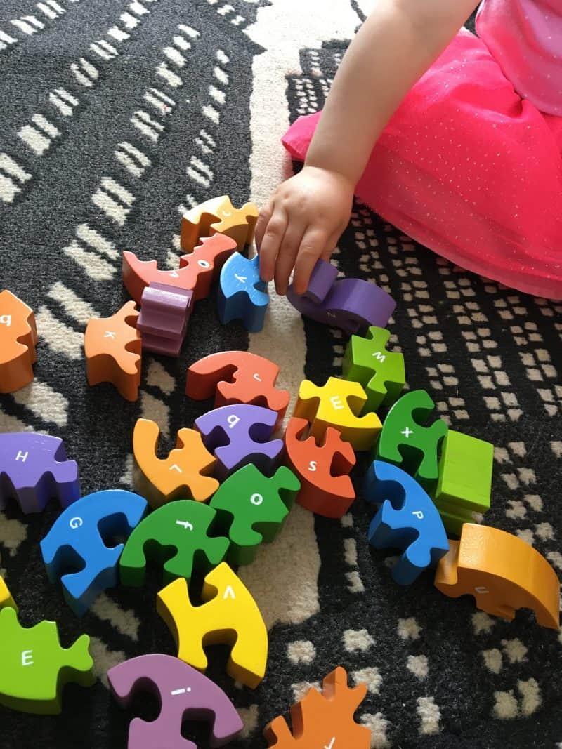 sri toys wooden snake