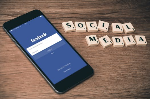social media -Facebook and the internet