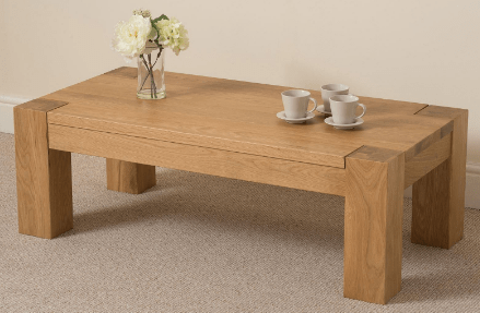 Oak Furniture King -Coffee Table