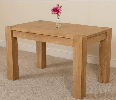 Oak Furniture King - Dining Table