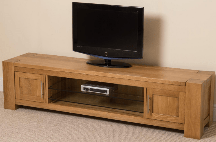 Oak Furniture King - TV Stand