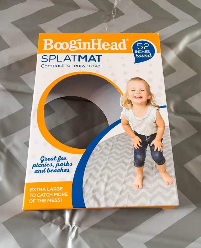 BooginHead Splatmat
