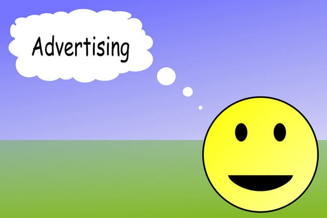 Making money from advertising