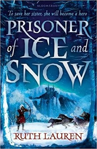 Blog Tour: Prisoner of Ice and Snow by Ruth Lauren