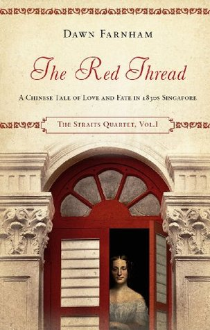 Blog Tour: The Red Thread by Dawn Farnham
