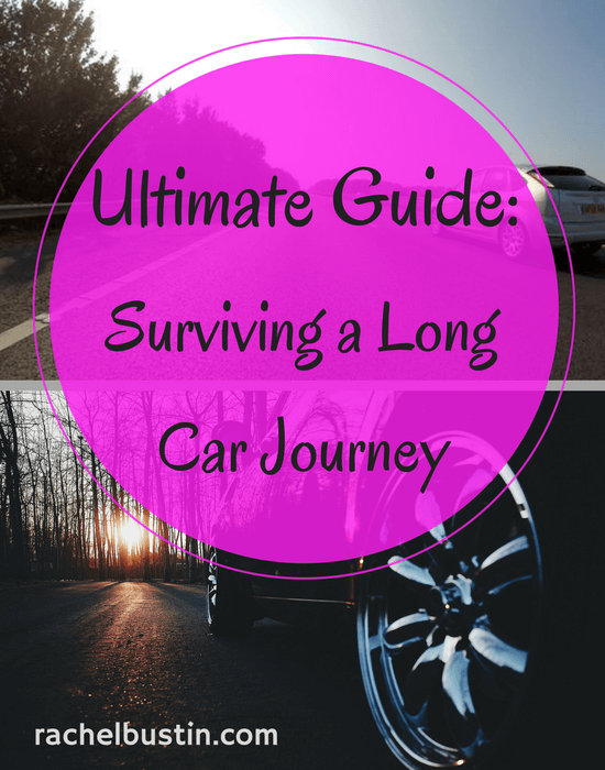 Ultimate Guide-Surviving a long car journey