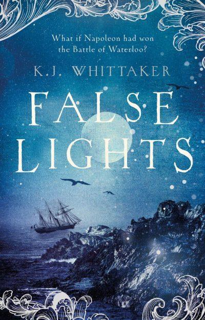 False Lights by KJ Whittaker