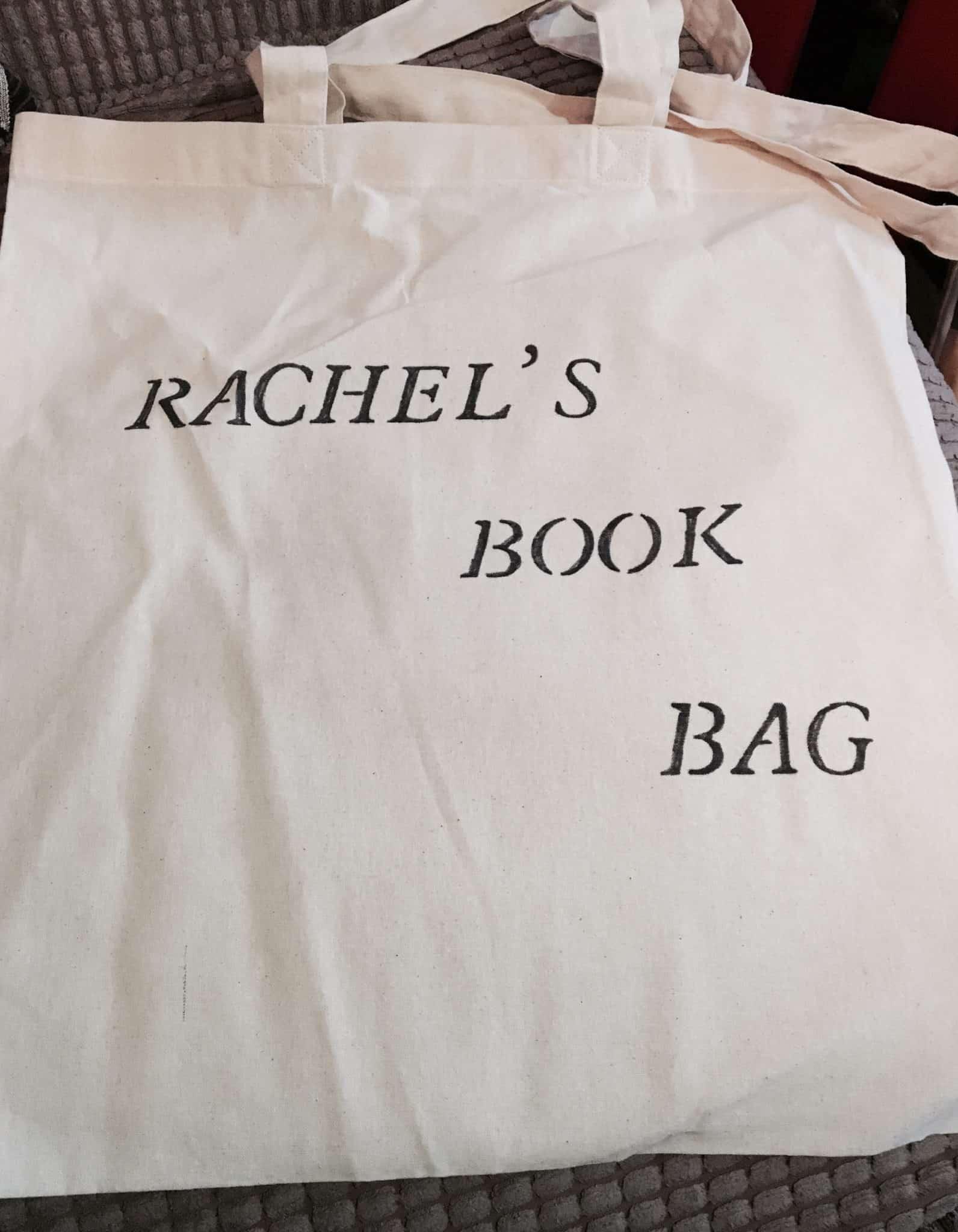 Rachel's Book Bag